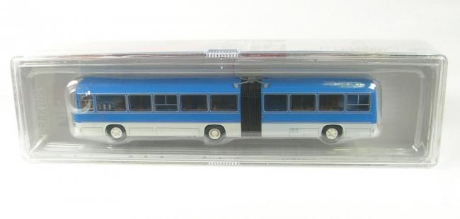 Brekina Gelenkbus Ikarus 280.03 dunkelgelb 59750
