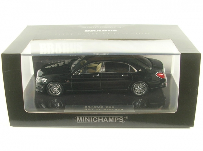 Maybach Brabus 900 auf Basis Mercedes-Benz Maybach S600 2016 (black) 1:43
