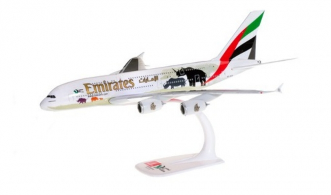 Airbus A380 Emirates - United for Wildlife (No.2) Reg. A6-EER