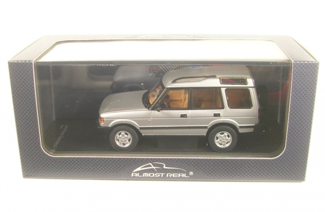 Land Rover Discovery I (silver) 1994  1:43 Almost Real