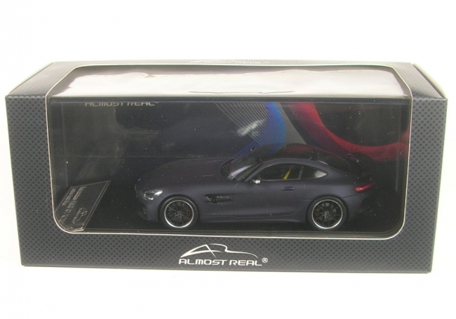 Mercedes-AMG GT R (leather matt blue) 2017  1:43 Almost Real