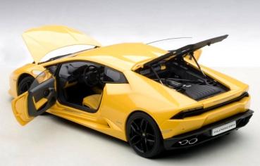 Sattler Collecting Lamborghini Huracan Lp 610 4 Giallo Midas