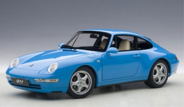 Porsche 911 (993) Carrera (rivieria blue metallic) 1995