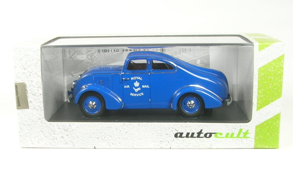 Morris 15cwt GPO Special - Royal Air Mail Service (Great Britain, 1934)  - 1:43 AutoCult